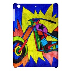Chopper Apple Ipad Mini Hardshell Case by Siebenhuehner