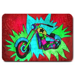 Chopper Large Door Mat