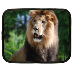 Regal Lion Netbook Sleeve (xxl)