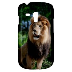 Regal Lion Samsung Galaxy S3 Mini I8190 Hardshell Case