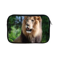 Regal Lion Apple Ipad Mini Zippered Sleeve by AnimalLover