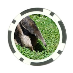 Giant Anteater Poker Chip by AnimalLover