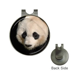 Adorable Panda Hat Clip With Golf Ball Marker by AnimalLover