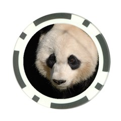 Adorable Panda Poker Chip by AnimalLover