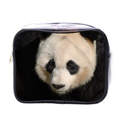 Adorable Panda Mini Travel Toiletry Bag (one Side) by AnimalLover