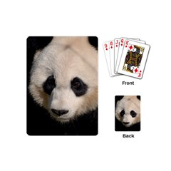 Adorable Panda Playing Cards (mini) by AnimalLover