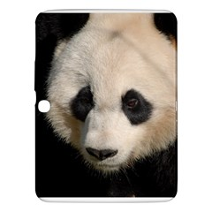 Adorable Panda Samsung Galaxy Tab 3 (10 1 ) P5200 Hardshell Case  by AnimalLover