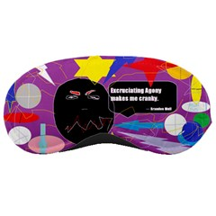 Excruciating Agony Sleeping Mask by FunWithFibro