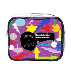 Excruciating Agony Mini Travel Toiletry Bag (one Side) by FunWithFibro