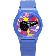 Excruciating Agony Plastic Sport Watch (small) by FunWithFibro