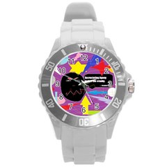 Excruciating Agony Plastic Sport Watch (large) by FunWithFibro