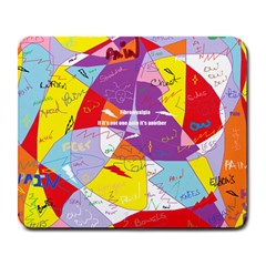 Ain t One Pain Large Mouse Pad (rectangle) by FunWithFibro