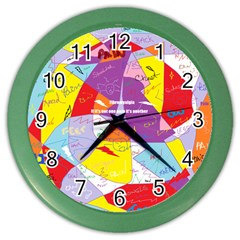 Ain t One Pain Wall Clock (color)