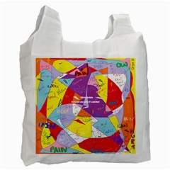 Ain t One Pain Recycle Bag (one Side) by FunWithFibro