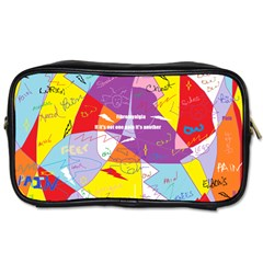 Ain t One Pain Travel Toiletry Bag (one Side) by FunWithFibro