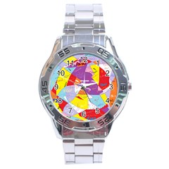 Ain t One Pain Stainless Steel Watch by FunWithFibro