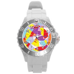 Ain t One Pain Plastic Sport Watch (large) by FunWithFibro