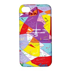 Ain t One Pain Apple Iphone 4/4s Hardshell Case With Stand by FunWithFibro