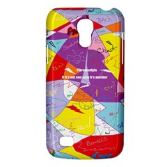 Ain t One Pain Samsung Galaxy S4 Mini (gt I9190) Hardshell Case  by FunWithFibro