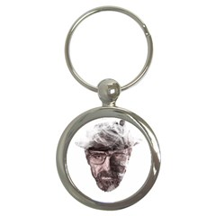 Heisenberg  Key Chain (round) by malobishop