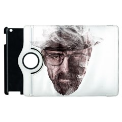 Heisenberg  Apple Ipad 2 Flip 360 Case