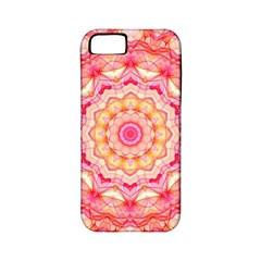 Yellow Pink Romance Apple Iphone 5 Classic Hardshell Case (pc+silicone) by Zandiepants