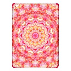 Yellow Pink Romance Apple Ipad Air Hardshell Case by Zandiepants