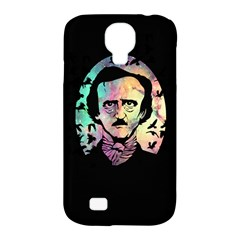 Poe & The Ravens Samsung Galaxy S4 Classic Hardshell Case (pc+silicone)