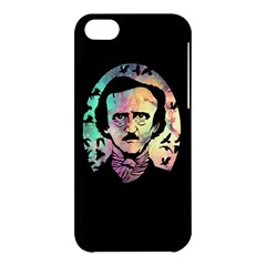Poe & The Ravens Apple Iphone 5c Hardshell Case