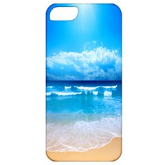 Look At Your Phone And Relax Apple Iphone 5 Classic Hardshell Case by TheTalkingDead