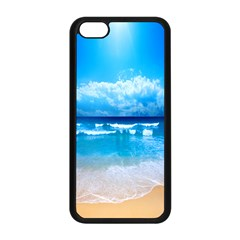 Look At Your Phone And Relax Apple Iphone 5c Seamless Case (black)