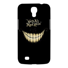 We Are All Mad Here Samsung Galaxy Mega 6 3  I9200 Hardshell Case