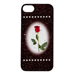 Pretty As A Rose Apple Iphone 5s Hardshell Case