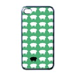 Herd Mentality  Apple iPhone 4 Case (Black) Front