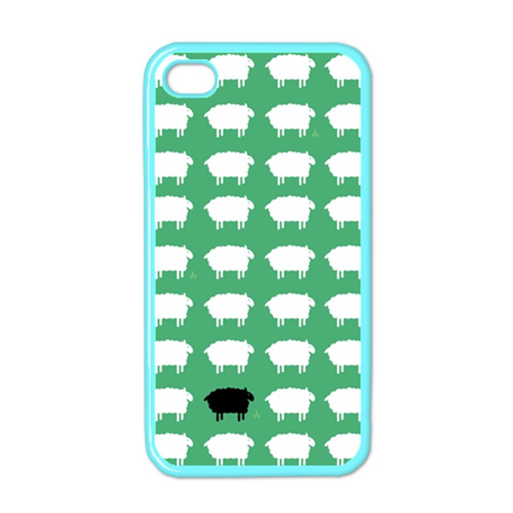 Herd Mentality  Apple iPhone 4 Case (Color)
