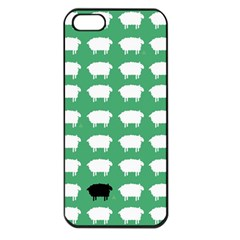 Herd Mentality  Apple Iphone 5 Seamless Case (black) by Contest1888309