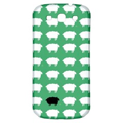 Herd Mentality  Samsung Galaxy S3 S Iii Classic Hardshell Back Case by Contest1888309