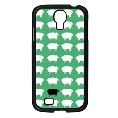 Herd Mentality  Samsung Galaxy S4 I9500/ I9505 Case (black) by Contest1888309