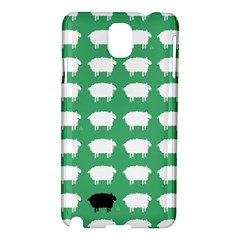 Herd Mentality  Samsung Galaxy Note 3 N9005 Hardshell Case by Contest1888309