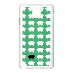 Herd Mentality  Samsung Galaxy Note 3 N9005 Case (white) by Contest1888309