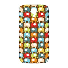 Elefunts! Samsung Galaxy S4 I9500/i9505  Hardshell Back Case by Contest1888309