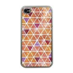 Geometrics Apple Iphone 4 Case (clear)