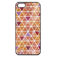Geometrics Apple Iphone 5 Seamless Case (black)