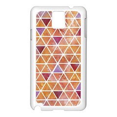 Geometrics Samsung Galaxy Note 3 N9005 Case (white) by Contest1888309