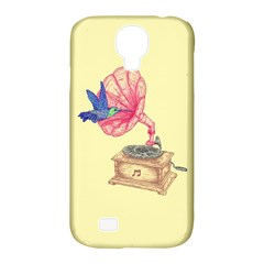 Bird Love Music Samsung Galaxy S4 Classic Hardshell Case (pc+silicone)