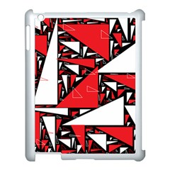 Titillating Triangles Apple Ipad 3/4 Case (white) by StuffOrSomething