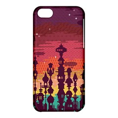 Meet Me After Sunset Apple Iphone 5c Hardshell Case by Contest1888822