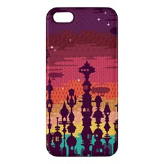 Meet Me After Sunset Iphone 5s Premium Hardshell Case by Contest1888822