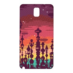Meet Me After Sunset Samsung Galaxy Note 3 N9005 Hardshell Back Case by Contest1888822