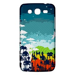 Rainforest City Samsung Galaxy Mega 5 8 I9152 Hardshell Case